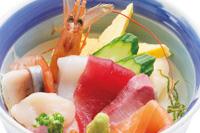 海鮮丼富寿し