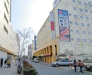 Tomisushi Nagano Eki-Mae Kaisen Branch